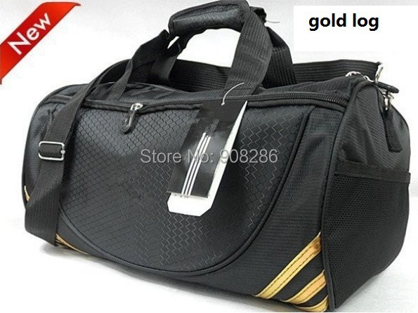 New Brand waterproof Nylon men travel bags men bags Large capacity quality sports bags gym bags free shipping(China (Mainland))