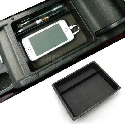 Car central storage box broadhurst armrest remoulded car glove storage box for Volkswagen VW Tiguan(China (Mainland))