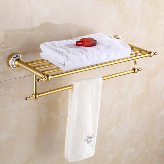 bathroom double towel rack towel shelf antique bathroom towel holder
