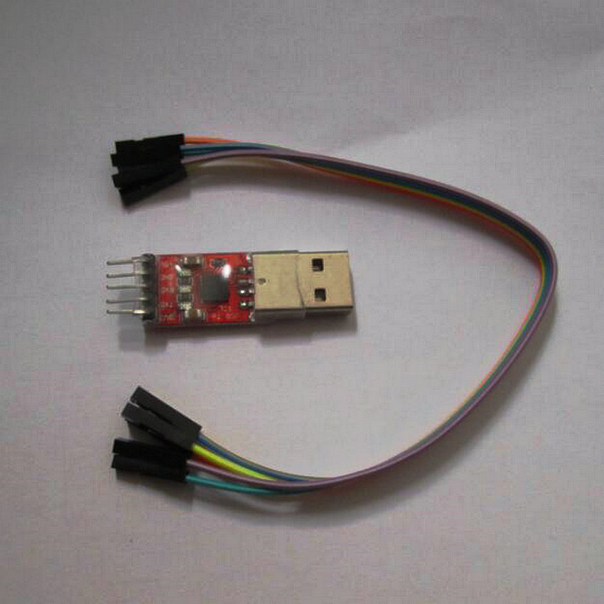 USB 2.0 to UART TTL 6PIN Connector Module Serial Converter CP2102 New  30341