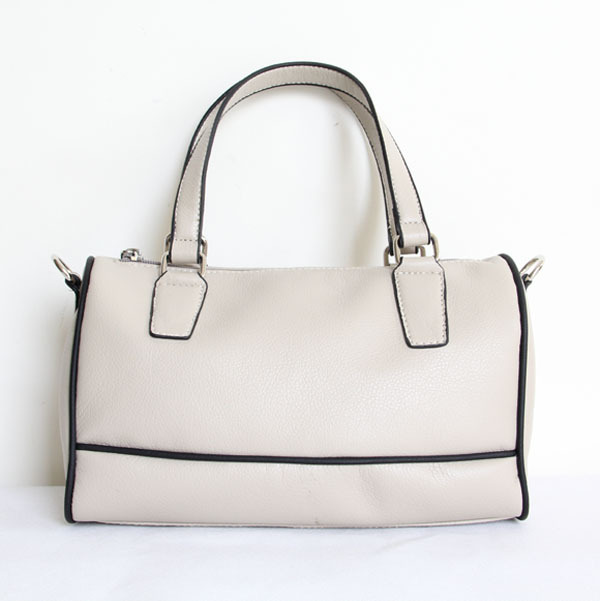 2015 Factory price Handbags for women vintage style beige bolsas make by leather with 6 different colors free shipping! H013(China (Mainland))