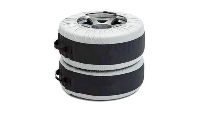 Cyp047 1 шт. регулируемый размер автомобилей чехол запасного колеса колесо резины крышка ящик для хранения сумки автозапчасти аксессуары поставляет продукцию