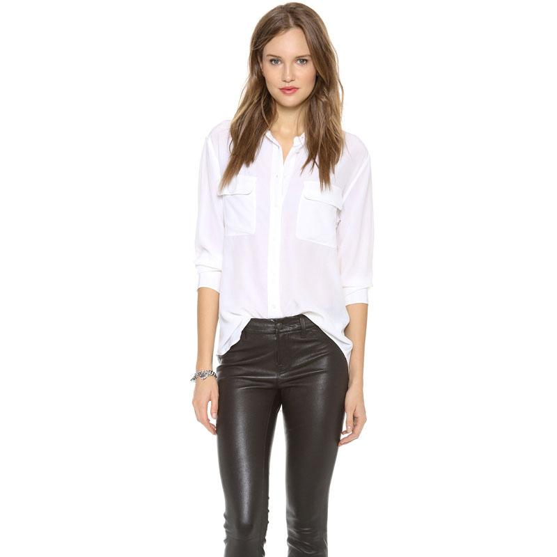 Compare Prices on Women White Long Sleeve Polo Shirts- Online ...