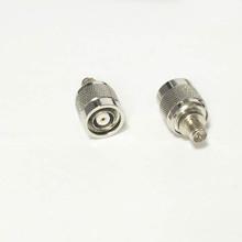 Rp-tnc вилочная часть вилка переключатель RP-SMA женское джек RF коаксиальный адаптер конвертер прямой Nickelplated