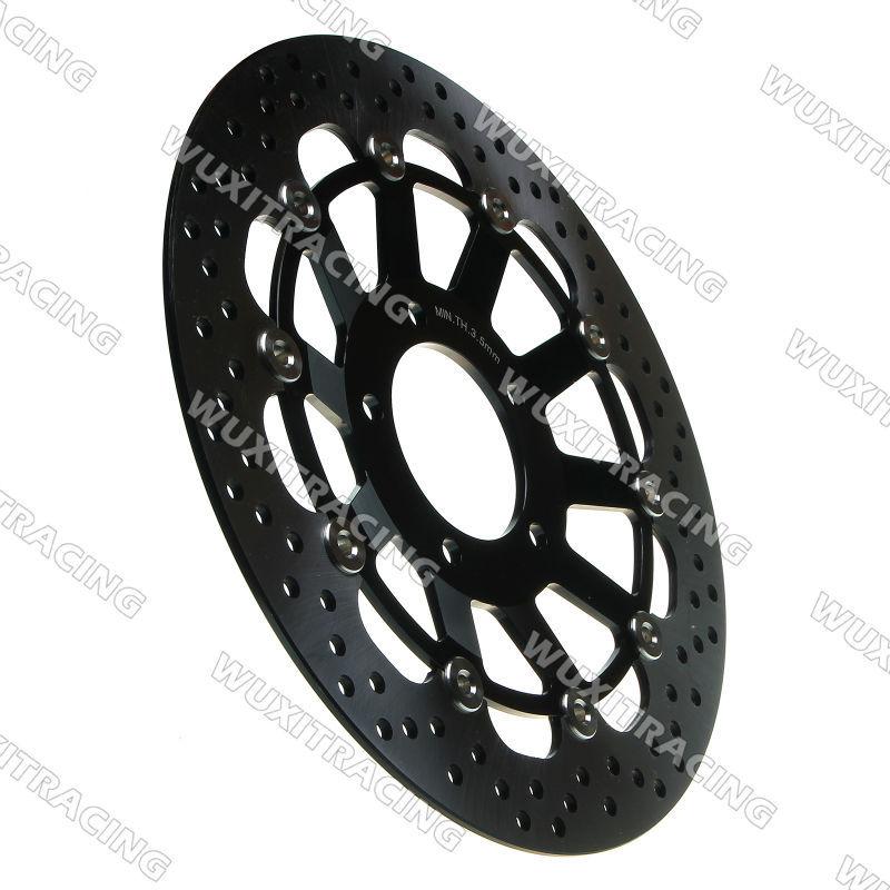 320mm Motorcycle BRAKE DISC FRONT Brake Discs Rotor For TRIUMPH Daytona955 Rocket III Classic Speed Triple T509 955 Sprint 1050