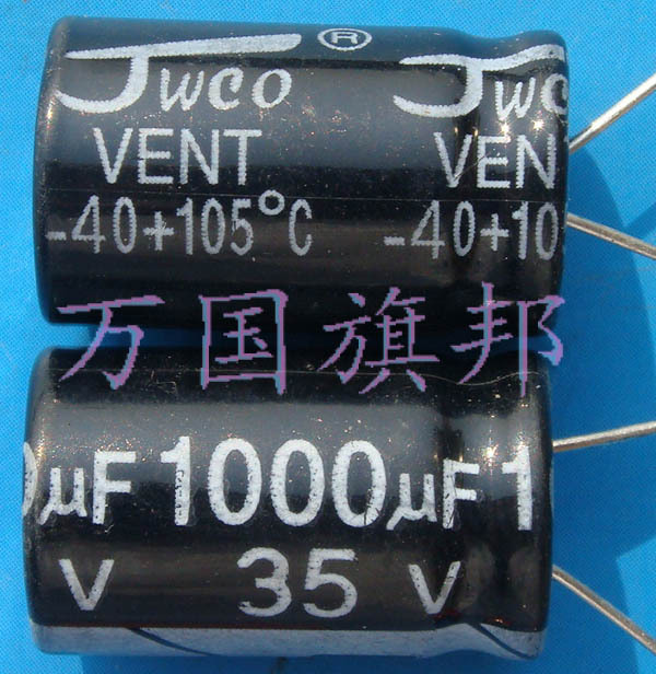 Free Delivery.All series electrolytic capacitors 35 V 1000 University of Florida, University of Florida, 1000(China (Mainland))