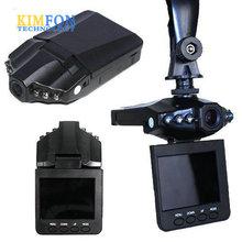 "DHL Fedex 10pcs/lot H198 Car Camera 6 IR LED Car video recorder for night vision Car DVR with 2.5"" Screen 120 angle(China (Mainland))"