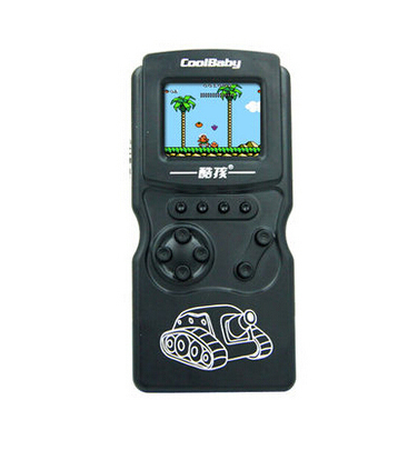 Newest Tetris COLOR LCD Portable Handheld Game Console mini games/NES PVP handheld game free shipping(China (Mainland))