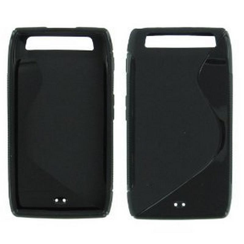 S LINE Anti Skidding Gel TPU Slim Soft Case Back Cover For Motorola DROID RAZR XT912 XT910 maxx Mobile Phone Rubber silicone Bag(China (Mainland))