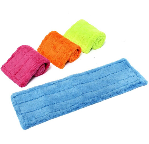 New Cleaning Pad Dust Mop Household Microfiber Coral Mop Head Replacement Fit For Cleaning(China (Mainland))