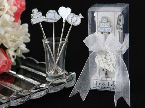 White wedding fruit fork, wedding small items, raffle gift,Wedding supplies, business gifts,Wedding gift(China (Mainland))