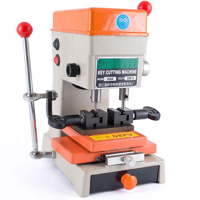 DEFU 368A key cutting duplicating machine,220v/50hz   key copy machine to make keys locksmith tools