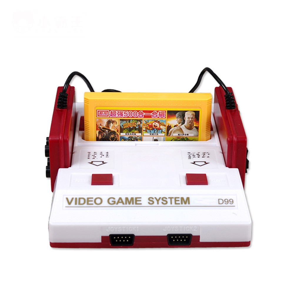 Hot sale classical family PAL format tv video game console 8bit 80 yesrs game handheld with 400 different game free shipping