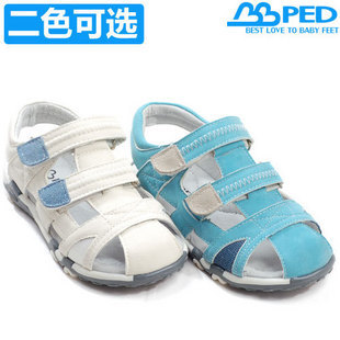 Sheep summer toe cap covering sandals slip-resistant bbped baby shoes