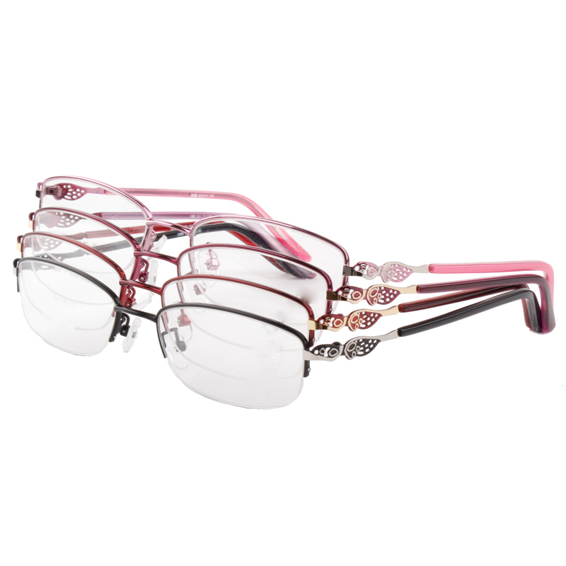 Luxury Spectacle Clear Lenses Square Frame Women Eye Glasses Frame(China (Mainland))