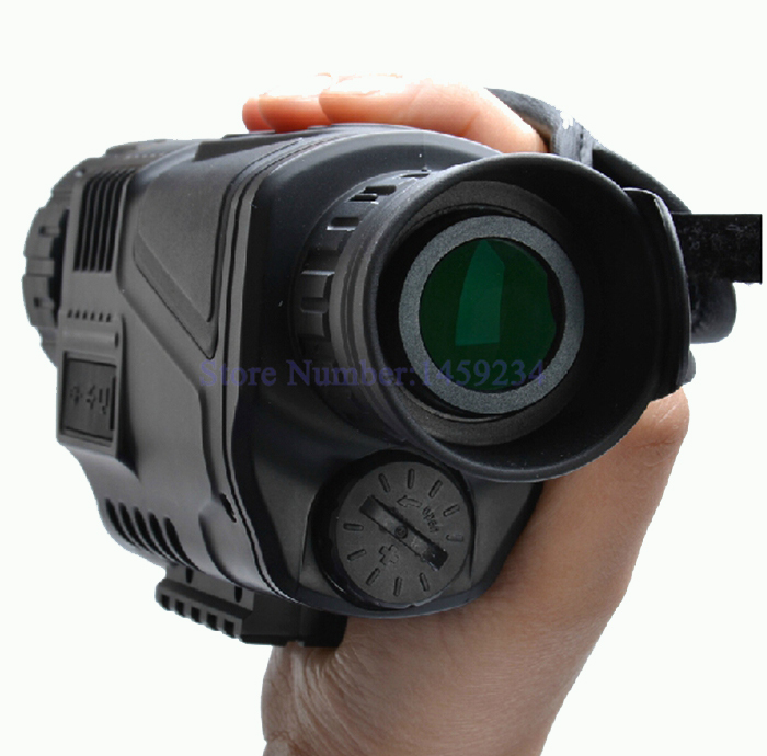 digital monocular infrared night vision goggles 5X40 night vision scope Takes Photos Video with TFT LCD for hunting hot selling<br><br>Aliexpress