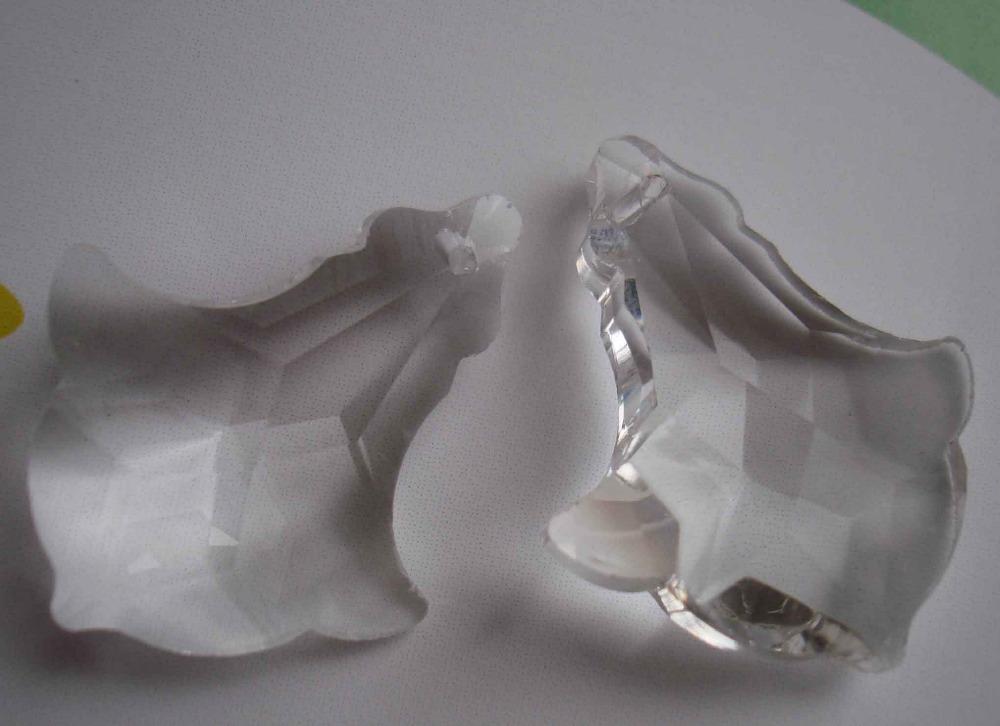 100pcs/lot 38mm Anchors shape glass chandelier part SUNCATCHER crystal chandelier lighting pendant free shipping<br><br>Aliexpress