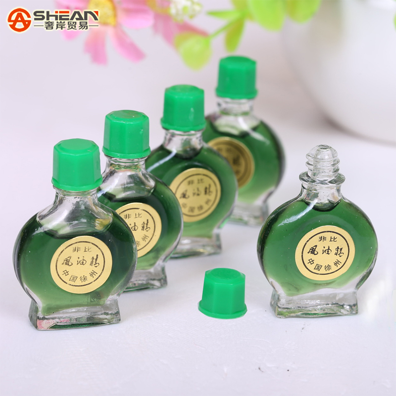 Fengyoujing anti- jeuk muggenbeet jeuk, muggenmelk vloeistof, koel en verfrissend essentiële balsem olie te verlichten pijn 3 ml(China (Mainland))