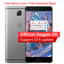 ONEPLUS 3 Three 5.5inch FHD Screen Android 6.0 OS 6GB RAM 64GB ROM 4G LTE 64-Bit Qual comm Snapdragon 820 Quad Core Mobile Phone(China (Mainland))