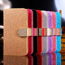 Buy PU Leather Covers Cases LG K5 X220 Q6 5 inch Cases Luxury Bling Protective bags Card Holder Durable Shell back covers for $3.11 in AliExpress store