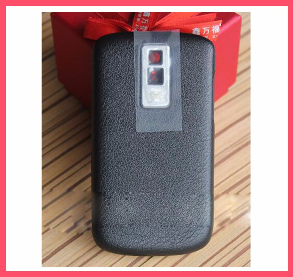 10pcs/lot Orignal Back Battery housing Door Rear Cover Case For BB BlackBerry 9000(China (Mainland))