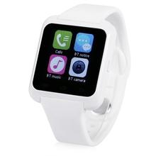 Venda quente! u80 1.44 polegada bluetooth smart watch saúde smartwatch pedômetro relógio de pulso para samsung android telefone em estoque!(China (Mainland))