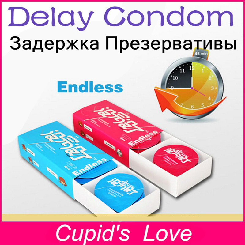 Delay Condoms 16pcs/lot More 45 Mins Sex Love Delay Cream Factor Long lasting Latex Condoms Sex Toy For Male Condoms(China (Mainland))