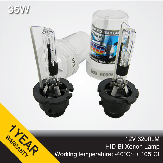 35W HID Xenon replacement D2R HID xenon lamp bulb for Car Headlight 6000K 8000K 4300K 5000K(China (Mainland))