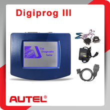 2015 Newest V4.94 Digiprog III Odometer Programmer With OBD2 ST01 ST04 Cable Digiprog3 Mileage Change Tool DHL Free shipping(China (Mainland))