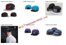 2015 New Style Cayler Sons Snapback Baseball Cap Fashion Trend Sports Cayler&Sons Adjustable Snapback Baseball Hat Cap (China (Mainland))
