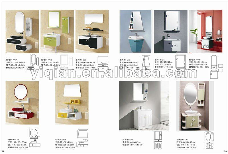 Hot Sale 5 Sets Pvc Bathroom Cabinet In Other Bathroom Furniture From Furniture On Aliexpress