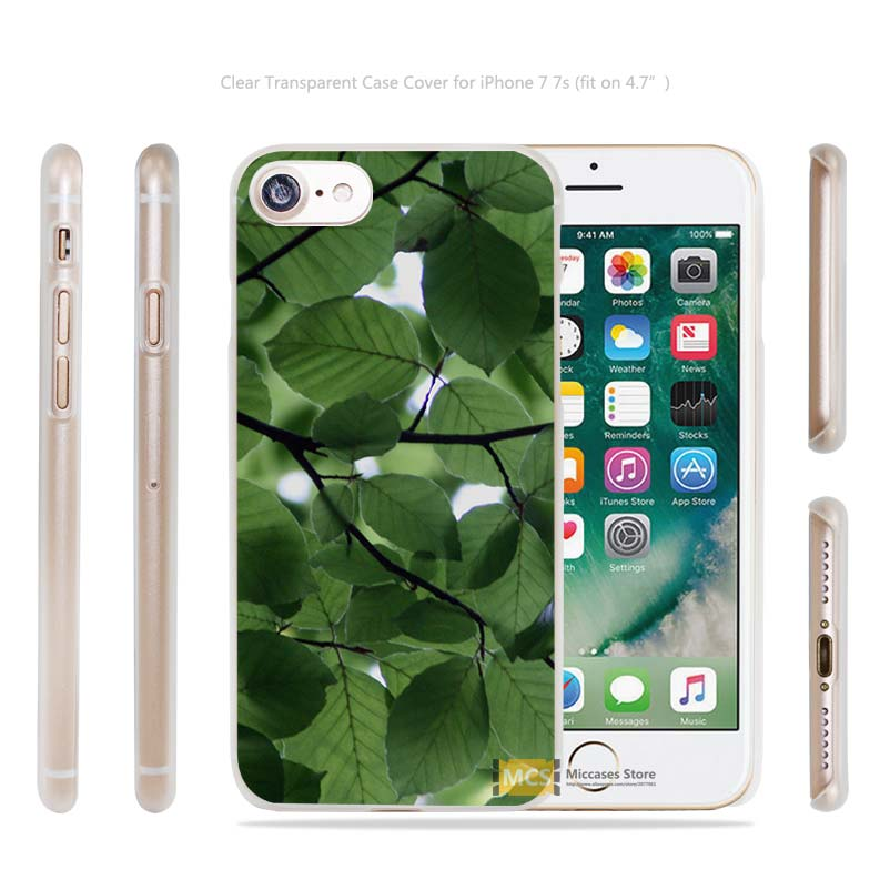 tree blossom nature leaf Transparent Case Cover apple iphone 4 4s 5 5s SE 6 6s 7 7s plus i4 i5 i6 i7  -  Mohoo Store Store store