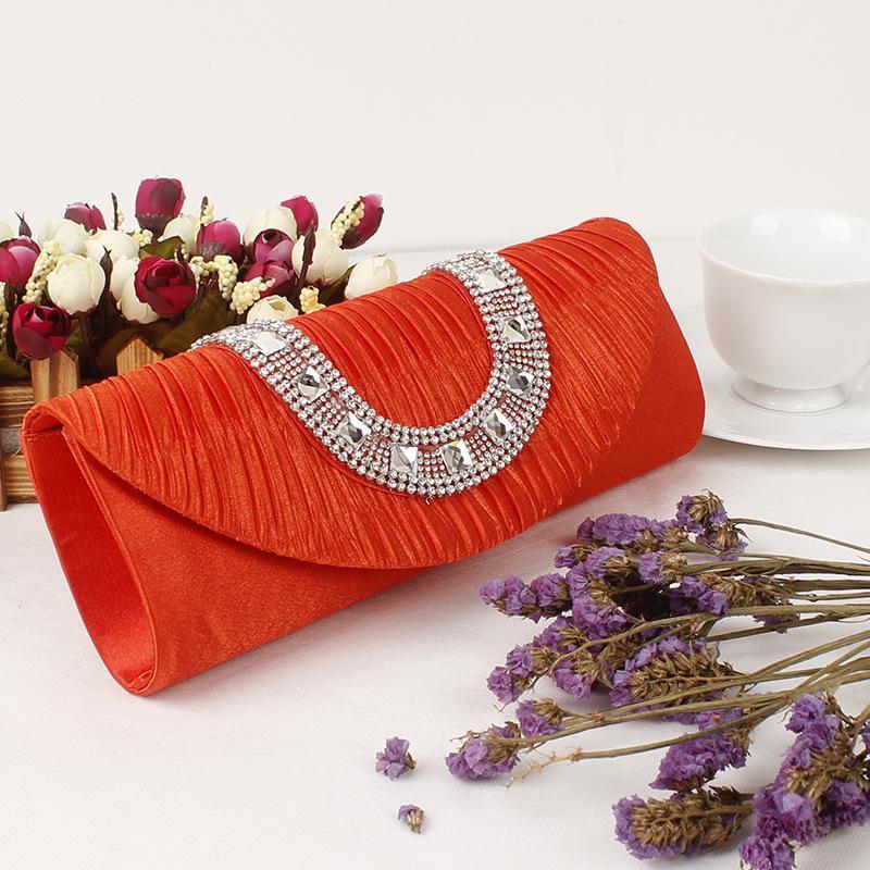 Luxury Diamond 2015 new Women Evening Bags Designer Party Clutch Rhinestone Wedding Crown Velvet Bridal bling Princess Handbag<br><br>Aliexpress