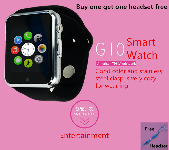 3G Android system smart touch screen Watch phone(China (Mainland))