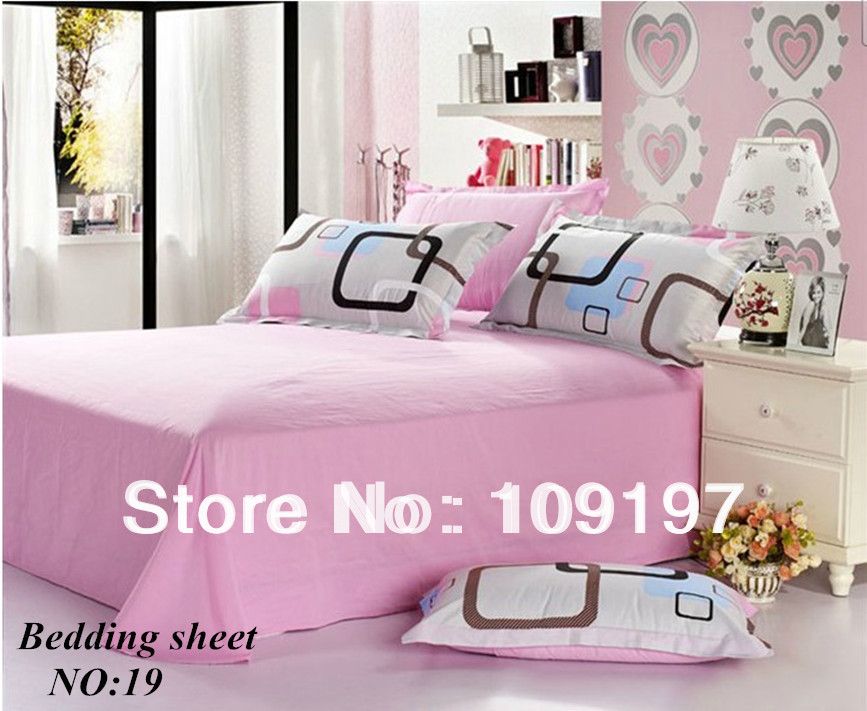 free shipping kids bed use sheet cotton bedcloth for single bed onle sheet in sheet from home. Black Bedroom Furniture Sets. Home Design Ideas