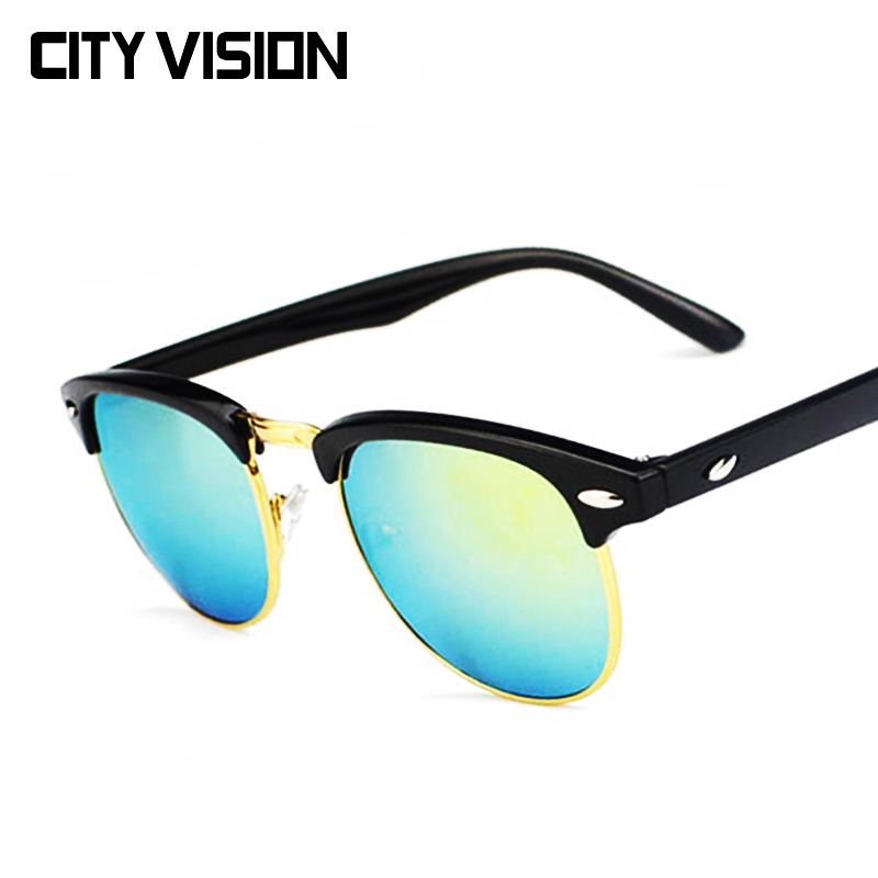 2015 New Classic Wayfarer Sunglasses Female men glasses brand designer UV400 Shade women oculos Points sun