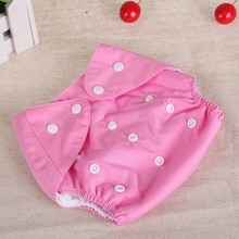 1pcs Reusable Baby Infant Nappy Cloth Diapers Soft Covers Washable nappy changing Free Size Adjustable Fraldas