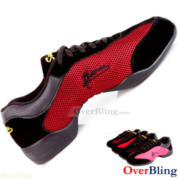 Women's Shoes Ballroom Jazz Dance Shoes Comfortable Dancing Sneakers More Colors(China (Mainland))