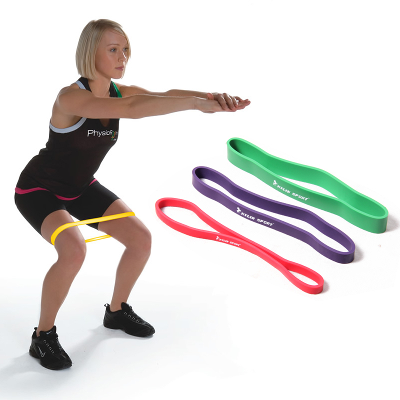 Levels Available Pull Up Assist Bands Yoga Pilates Crossfit Exercise Body Fitness Resistance Loop Band FREE SHIPPING<br><br>Aliexpress