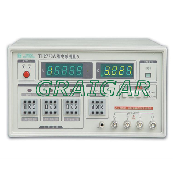 Accuracy-0.25%, 100Hz/1000Hz, Intelligent inductance meter TH2773A<br><br>Aliexpress