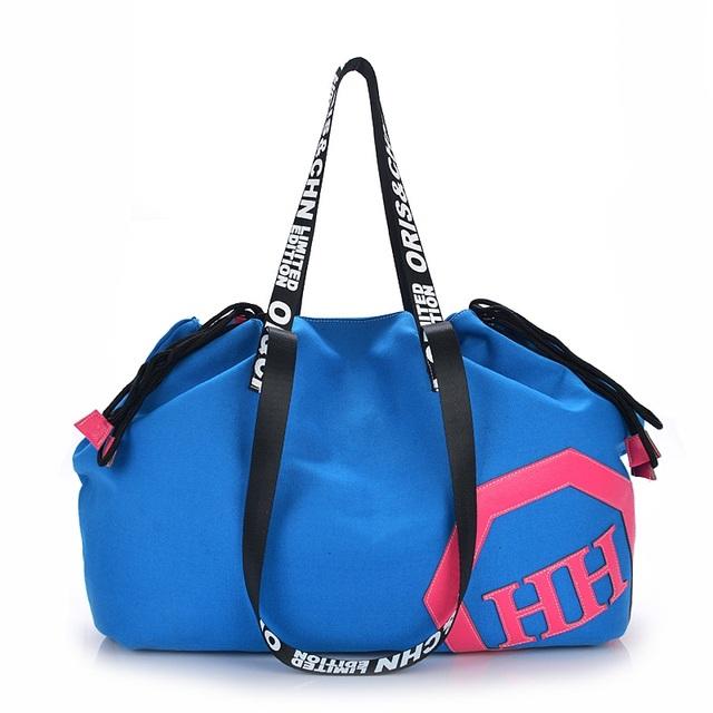 Женщины свободного покроя большой емкости холст сумка вещевой мешок для двадцатые ...