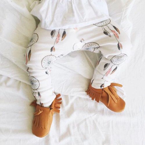 Autumn Boys Girls Harem Pants Panda Teepee Pants For Toddler Baby Girl Boy Harem Pants Fox Children Clothes pants(China (Mainland))