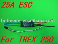 F00419 DT 25A Brushless ESC Speed Controller For DIY RC Drone 4-Axle Multicopter Quadcopter Trex 250 RC Helicopter & Glider