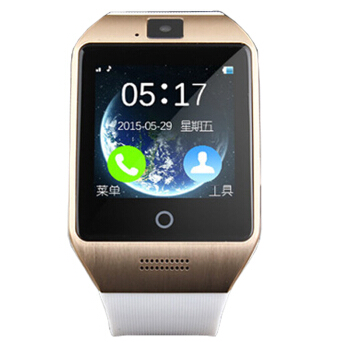 2014 New Smartwatch Hi Watch 2 Cell Phone and Bluetooth Watch in One L18 Smart Wristband 1.54