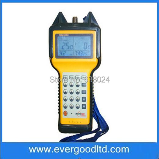 MS2008 Cable TV Signal Strength Meter MS2008 Analog / Digital TV Signals Dual Tester(China (Mainland))