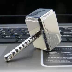 Thor Silver memory stick USB 2.0 USB Flash drive 2GB 4GB 8GB 16GB 32GB 64GB Avengers Genuine pen drive U Disk Fash Drive(China (Mainland))