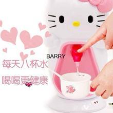 hellokitty children drinking Small cute cartoon mini office desktops heated water dispenser (Drink Dispenser)(China (Mainland))