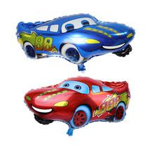 Новый мультфильм автомобиля, май Кун, алюминиевый ШАР День Рождения Шар оптовая мультфильм игрушки