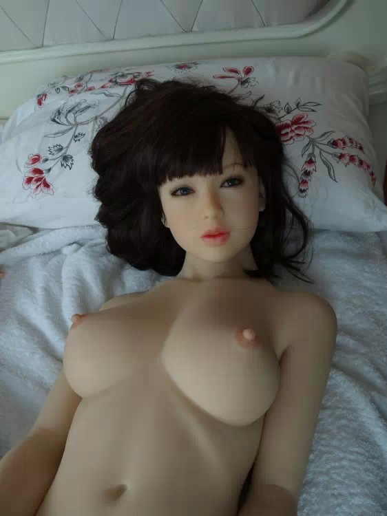 2015 New Real Silicone Sex Doll 135cm Life size Japanese Love real Doll With Pussy Anal