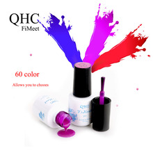 1Pcs Nail  Polish Gel Len Long-lasting Soak-off Gel Nail LED UV 6ml Summer Hot Nail Gel BY QHC FiMeet(China (Mainland))